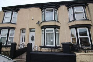 Balfour Road, Bootle