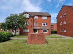 Clairville Close, Bootle